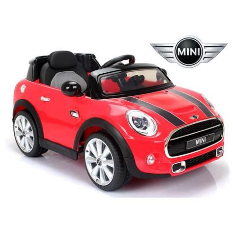 mini cooper s v 233 hicule 233 lectrique pour enfant et b 233 b 233