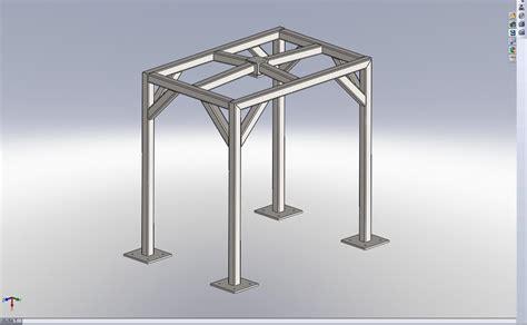 m lltonnenbox gestell m 252 lltonnenbox zeichnung gt kollektion ideen garten design
