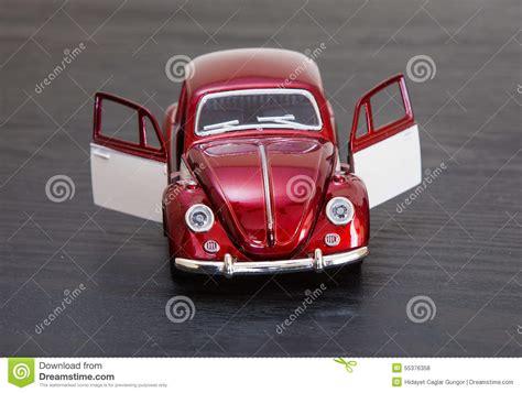 volkswagen beetle front view scale toy model vw volkswagen beetle stock photo image