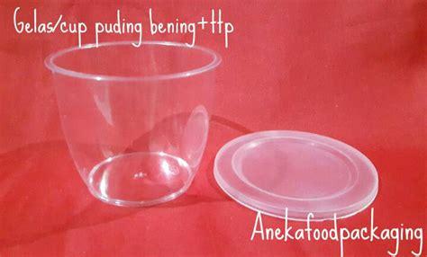 jual gelas cup puding bening ttp anekafoodpackaging