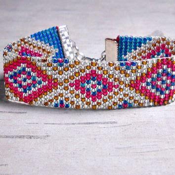 how to make beaded bracelets on a loom best bead loom products on wanelo
