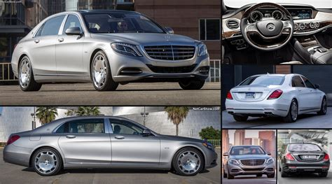 mercedes benz  class maybach  pictures