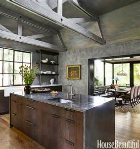 Modern Rustic Kitchen by Rustic Modern Decor For Country Spirited Sophisticates