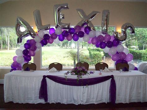 Quinceaneras Centerpieces Balloon Centerpiece With 182 Best Images About Quinceaneras On