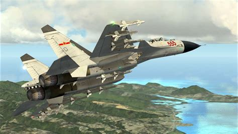 Just Flight - Bear Studios J-15 Naval Flanker J 15