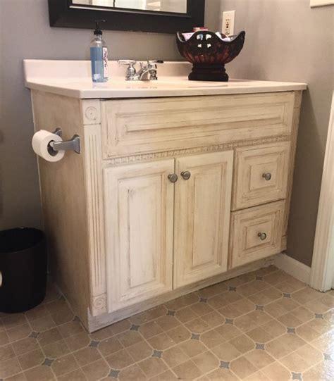 annie sloan chalk paint bathroom vanity painting oak with annie sloan chalk paint