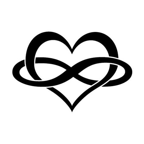 tattoo heart infinity symbol heart and infinity symbol tumblr family tattoos