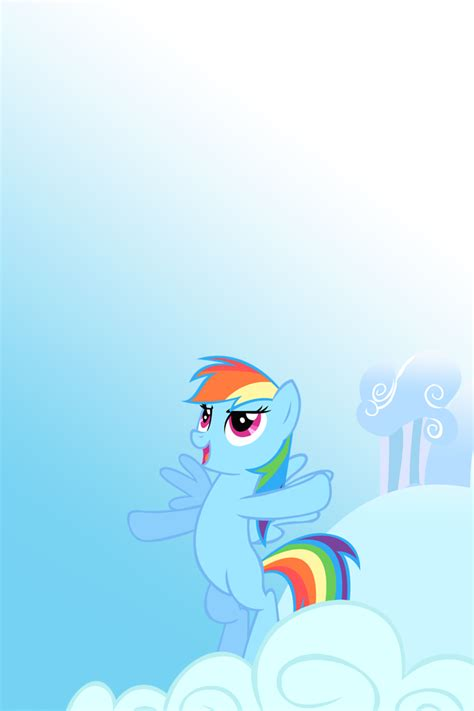 Rainbow Dash Cloud Iphone All Hp mlp rainbow dash cloud wallpaper www pixshark images galleries with a bite