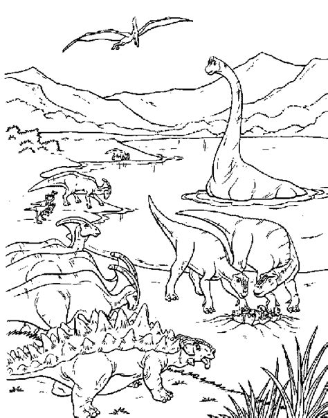 disney dinosaur carnotaurus coloring pages and coloring pages