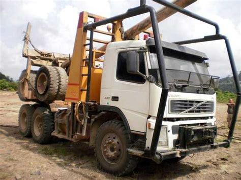 volvo fm logging trucks  sale vehicles  sarawak sibu  adpostcom classifieds