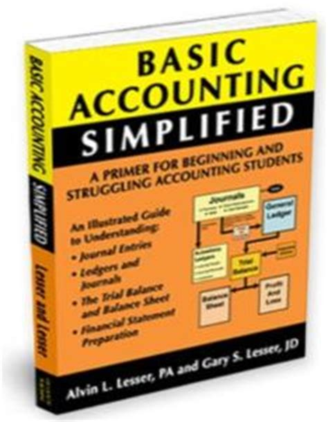 accounting accounting made simple for beginners basic accounting principles and how to do your own bookkeeping books basic accounting simplified a primer of basic accounting