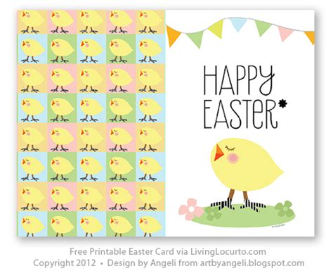 printable easter birthday cards free printable easter card living locurto