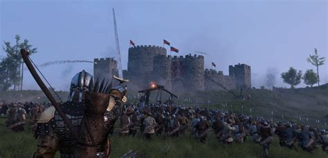 best of blade 2 mount blade ii bannerlord showcases 500 units siege at