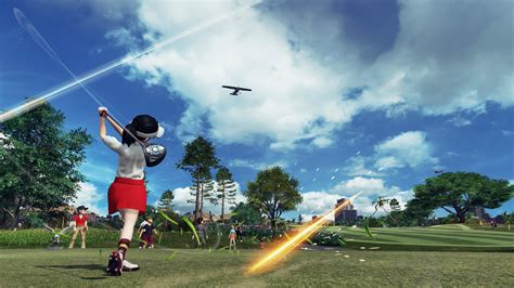 everybody s new hot shots game everybody s golf heads west in august