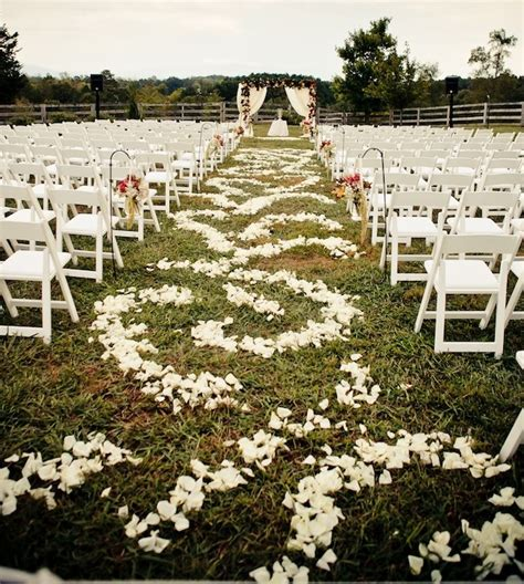 Wedding Aisle Flower Petal Designs by Flower Petal Designs For The Wedding Ceremony Aisle