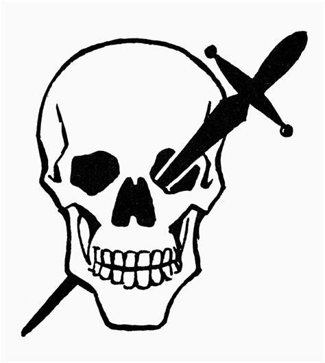 Skull Curtains Symbol Skull Amp Dagger Photograph By Granger