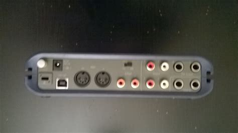 M Audio Fast Track Usb fast track usb m audio fast track usb audiofanzine