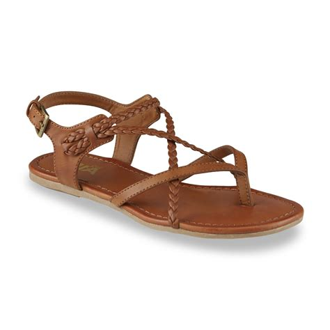 brown sandals s brown gladiator sandal