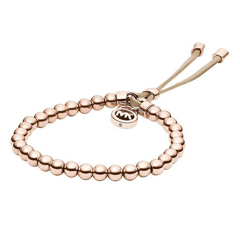 michael kors beaded bracelet uk not found ernest jones