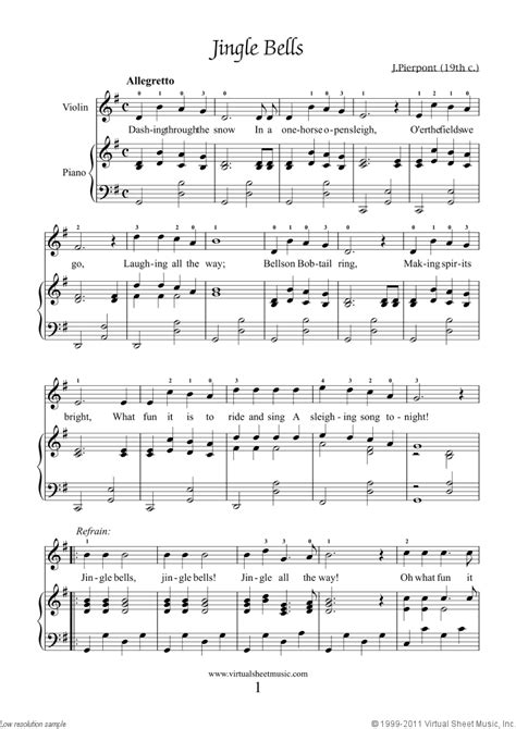 Piano, Voice Or Other Instruments Christmas Sheet Music Carols