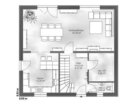 Grundriss Einfamilienhaus 140 Qm by Einfamilienhaus Kaufen G 252 Nstig Und Massiv