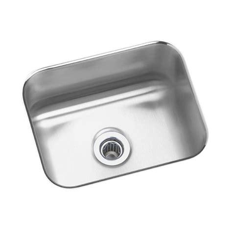 elkay stainless steel undermount sinks elkay lustertone undermount stainless steel 15 in bar