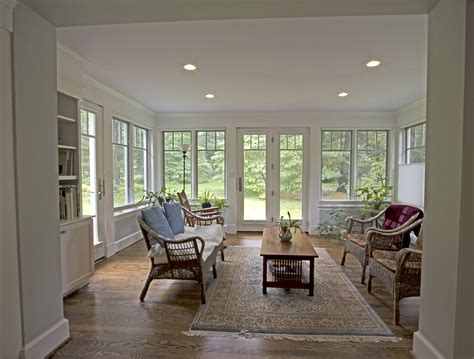 living room addition opening up a small 1940 s colonial braitman design studio