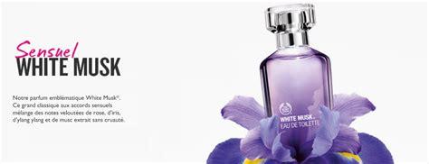 Parfum White Musk Dari Shop mix parfum sur mesure white musk de the shop