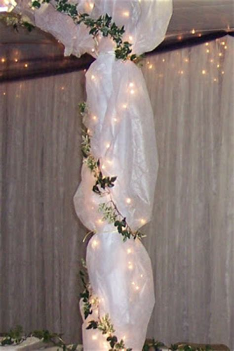 tulle decorations inspire your wedding wedding guidelines