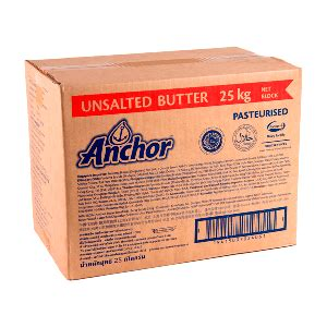 Anchor Unsalted Butter 25kg anchor unsalted butter 25kg limsianghuat