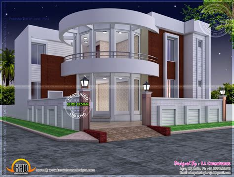 Modern Square Home Design News by News And Article Online Modern House Plan With Round