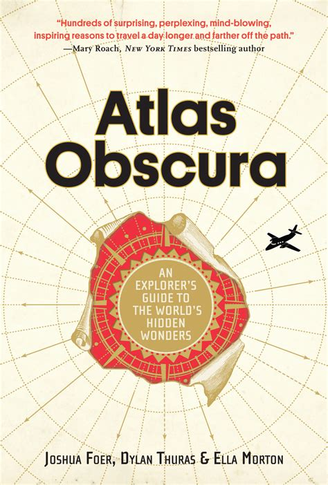 libro atlas obscura explorers journal best travel books 2016 thought sight travel blog