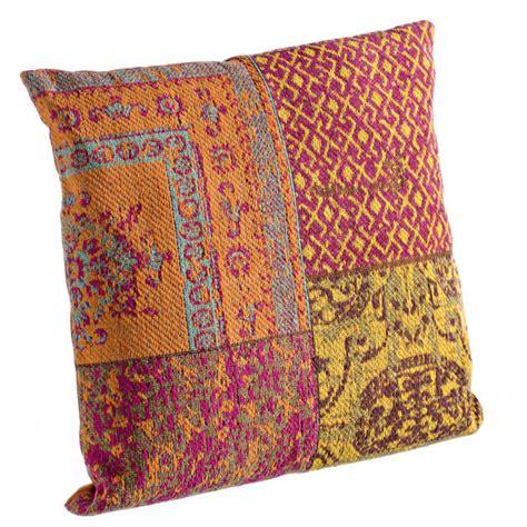 cuscini orientali cuscino orientale arancione mobili etnici provenzali shabby