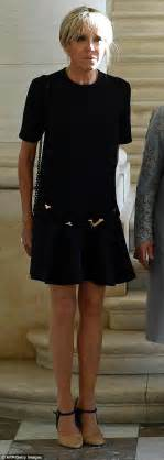 Radeva Dress melania meets mathilde at royal palace daily mail