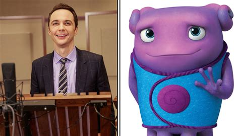 photos jim parsons gets animated in home front row