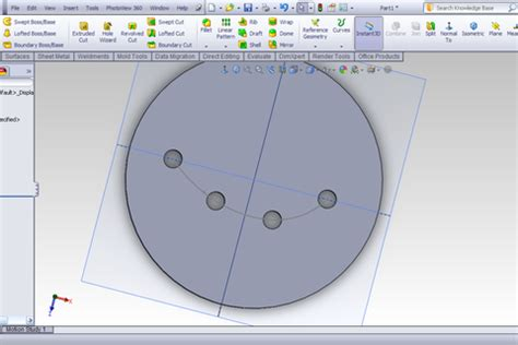 sketch driven pattern solidworks tutorial curve driven pattern in solidworks grabcad
