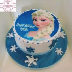 Walt disney elsa frozen cake birthday cakes photo cakes