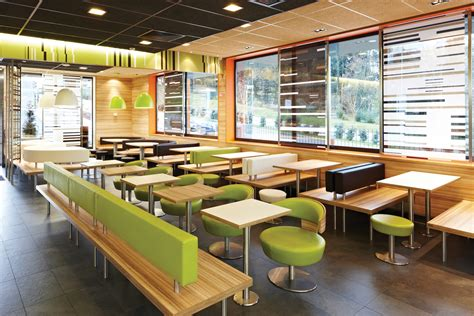 mcdonalds interior the psychology of restaurant interior design part 3