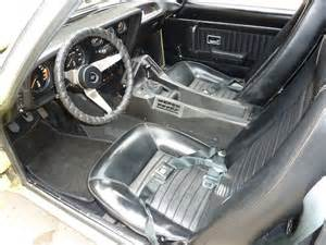Opel Gt Dash 1970 Opel Gt Coupe Interior For Wheels