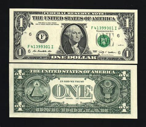 new year dollar bill tradition usa united states 1 dollar new 2009 bundle washington unc