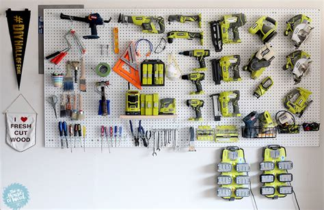 cool pegboard ideas 12 brilliant tool organization ideas her tool belt