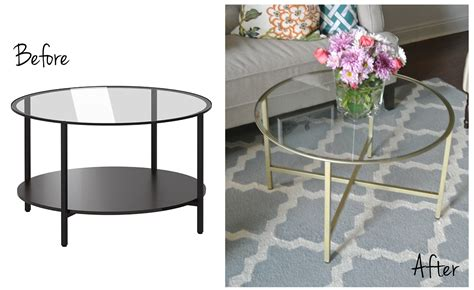 Ikea Hack Coffee Table | olive lane ikea hack vittsjo coffee table