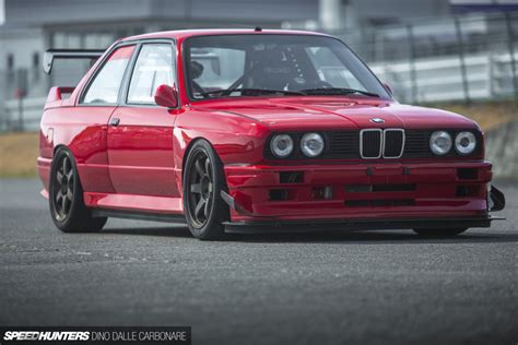 m3 e30 an e30 m3 with dtm aspirations speedhunters