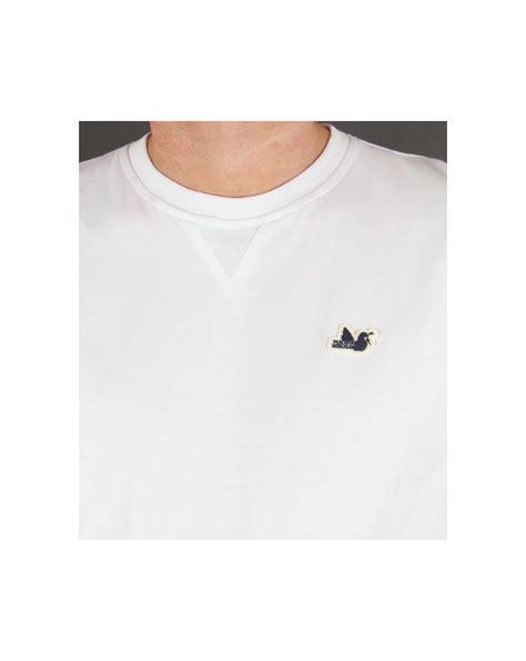 Tshirt Peaceful Hooligan peaceful hooligan sterling t shirt white neck