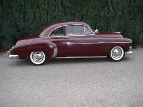 1949 chevy deluxe coupe ed quot big quot roth pin striped