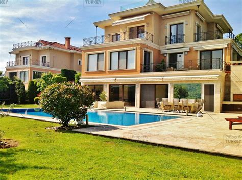 6 bedroom villa stunning 6 bedroom villa in istanbul sariyer for sale