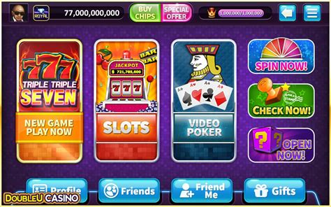 double u casino fan doubleu casino app for android ios and facebook