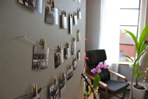 how to hang photo frames on wall without nails 10 creative ways to hang photos without frames