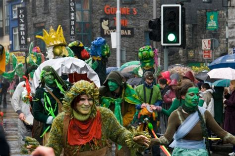 st s day in ireland images one parent holidays st s day galway 2016