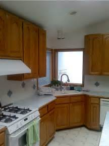 Kitchen Cabinets Corner Sink by Kitchens Remodeled Spokane Contractor